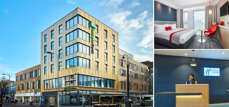 Holiday Inn Express London – Ealing | JMK Group